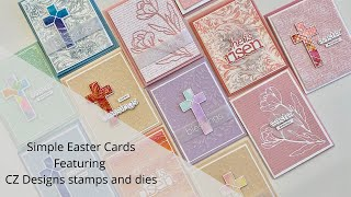 Simple Easter Cards