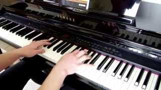 "Antonia feat. Jay Sean: ""Wild Horses"" - Piano Cover"