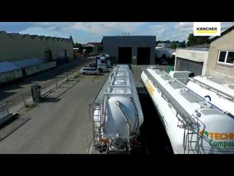 Kärcher - Lavaggio serbatoi e cisterne