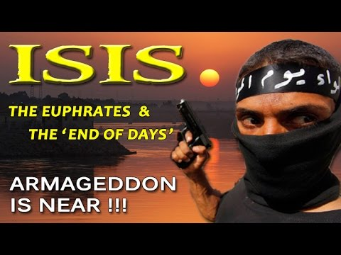 ISIS & the End-Time Armageddon ... in Bible Prophecy !!