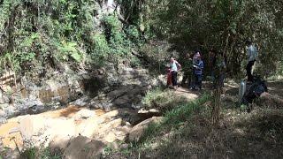 Tin Tức 24h Mới Nhất: Hai người tử nạn tại thác Hang Cọp - Đà Lạt