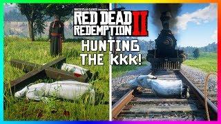 Hunting Down & Getting Revenge On The KKK In Red Dead Redemption 2 - Taking Out KKK Members! (RDR2)