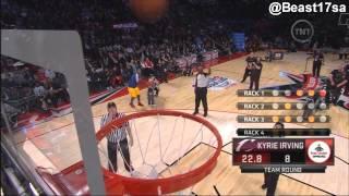 NBA 2013 Foot Locker Three point Shootout Contest   First Round   Part 1 2 HD