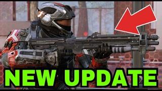 Halo 5's NEXT UPDATE!!