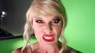 "Taylor Swift - ""Look What You Made Me Do"" Parody MAKING OF SNEAK PEEK"