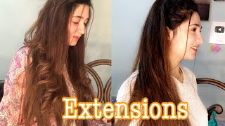 Hair Extensions- Tips And Techniques!!!