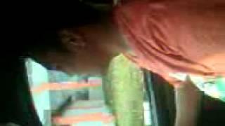 preview picture of video 'balap mobil di banjarmasin'