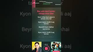 Har Kasam Tod Di Aaj Tumne Full Karaoke Track - YouTube