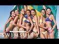 Ana Paula Araujo & Brazil's Sexiest Twerk & Have Some Rio Fun | On Set | Sports Illustrated Swimsuit