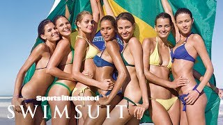 Ana Paula Araujo & Brazil's Sexiest Twerk & Have Some Rio Fun | On Set | Sports Illustrated Swimsuit