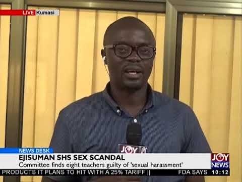 Ejisuman Scandal - News Desk on Joy News (4-4-18)