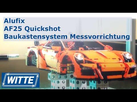 Alufix Classic AF25 Quickshot Baukastensystem Messvorrichtung