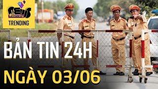 Bản Tin Sen Vàng ngày 03/06 - Tin tức mới nhất hôm nay - Tin nóng 24h trong ngày