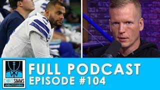 Week 15 Picks: Cowboys reeling & Shanahan's revenge   Chris Simms Unbuttoned (Ep. 104 FULL)