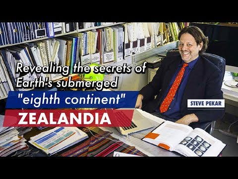 "Revealing the secrets of Earth's submerged ""eighth continent"" Zealandia​"