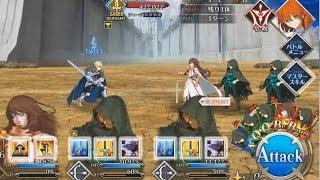 Gawain  - (Fate/Grand Order) - FGO - Gawain Boss battle 2