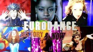 Eurodance Stars ★ 90s History & Now ?
