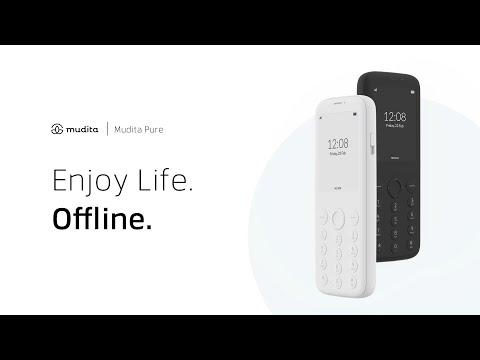 Mudita Pure: Your Minimalist Phone-GadgetAny
