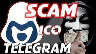 СКАМ ИЛИ БЛОКИРОВКА TELEGRAM ? ЧТО БУДЕТ С TON ICO ? / Cryptalik