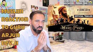 Muslim Reaction To Dastaan-E-Miri Piri (Official Trailer) Guru Arjun Dev Ji - Animated Movie