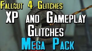 Fallout 4 Glitches: Working XP and Gameplay Glitches April 2018