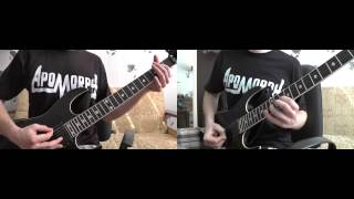 Trivium - A Gunshot To The Head Of Trepidation (Solo Cover)