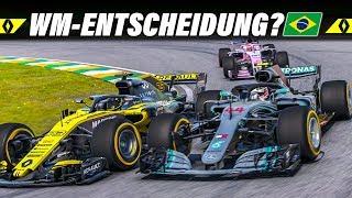 F1 2018 KARRIERE S02E20 – Interlagos, Brasilien GP | Let's Play Formel 1 Deutsch Gameplay German