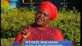 Dau la elimu: Jukumu la walimu kutunza wasichana (Sehemu ya Pili)