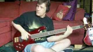 """311's """"Hive"""" on bass - LRRG"""