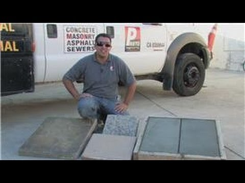 Concrete & Masonry : Decorative Finishes for Concrete Floors