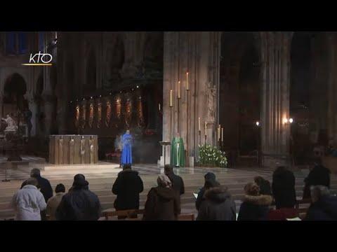 Vêpres à Notre-Dame de Paris du 29 janvier 2019