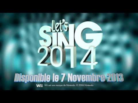 Let's Sing Wii
