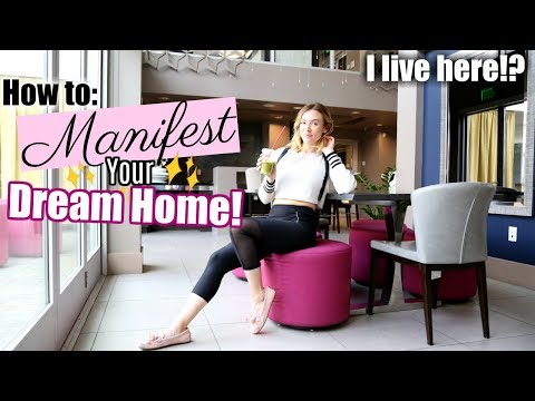 How I Manifested My DREAM Home/Apartment in 1 Year! | Law Of Attraction Success Story!