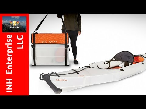 homemade folding kayak - maiden voyage - смотреть онлайн на