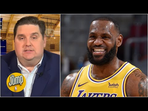 It's going to be hard for LeBron James to not win MVP – Brian Windhorst | The Jump