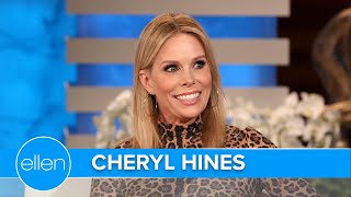 Cheryl Hines' Star-Studded 'Curb' Lunch with David Schwimmer, Anne Bancroft and More!