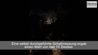 Lärm am Hasselbachplatz