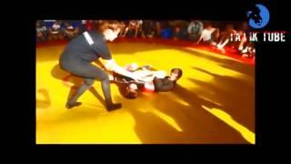 Таджик  Мухаммад Тоиров  .Будет один из лучших бойцов в мире когда вырастить