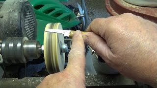 Cheap Home Made Leather Honing Wheel  Wood Carving Chisels And Knives