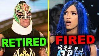 10 Wrestlers Rumored to Leave WWE in 2020