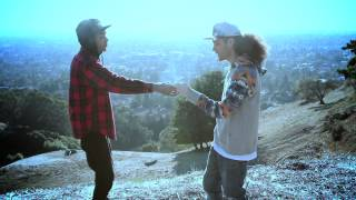 Nick Jame$ & Dave Steezy - Rollin Weed & Countin Green Music Video