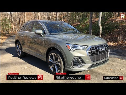 The 2020 Audi Q3 Drives Like a Tall GTI But Begs For An RS Q3