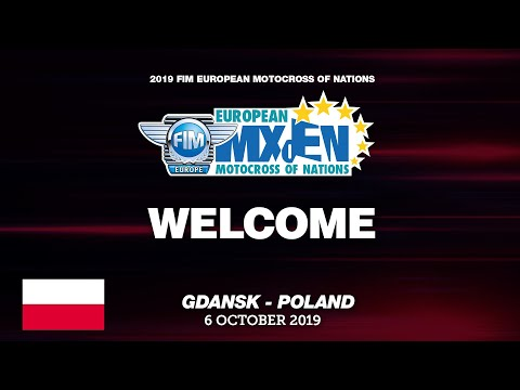 Welcome to Gdansk - MXoEN of Poland 2019