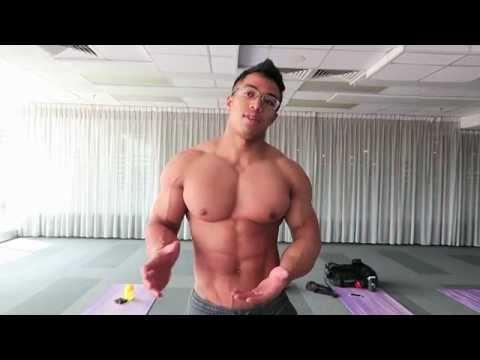 Le renforcement des muscles de lépine dorsale à protrouziyakh