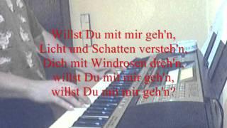 Daliah Lavi - Willst du mit mir gehn (cover)