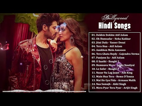 ROMANTIC HINDI BEST SONGS  2019  New Hindi Heart Touching Songs 2019   Indian Bollywood Songs