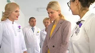 Обласна дитяча лікарня №1 приймає близько 120 тисяч пацієнтів щорічно