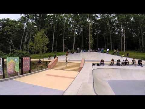 MD Skate Contest Final - Cosca Regional Park - D2