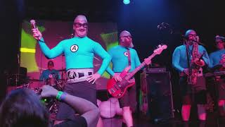 The Aquabats! - The Cat With 2 Heads/Martian Girl - Live at The Showbox in Seattle 10/19/2017