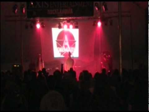 Aformatic at Rocklahoma 2011 Song: Hollywood